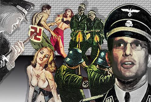 Eric Cantor Nazi center color