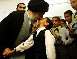 Mullah-kissing-boy