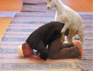 muslim-attack-goat