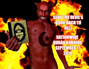 Send-Devil-Quran back to Hell lg