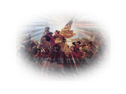 George Washington 4th Of JULY 1