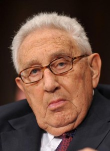 Henry Kissinger Age 88 2011