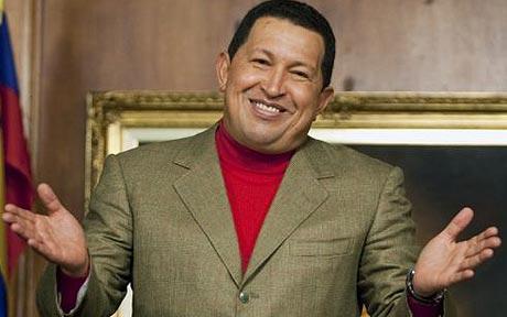 Hugo Chavez Of Venezuela