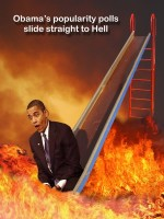 Obama-Slide-to-Hell1