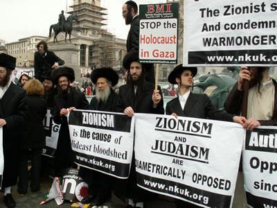 The Donald Trump phenomenon... Anti-zionist-jews-in-london