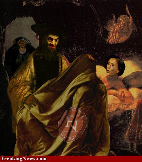 Cover Up By Rembrandt