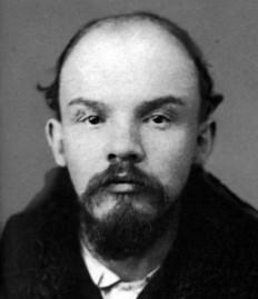 Rothschild Employee ~ VLADIMIR LENIN 1895