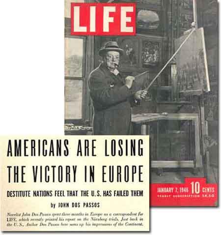 Life loosing europe