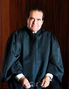 U.S. Justice Scalia