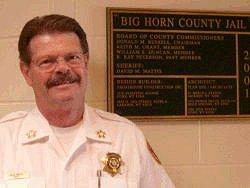 Sheriff Dave Mattis