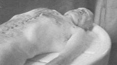 Benito Mussolini 1949
