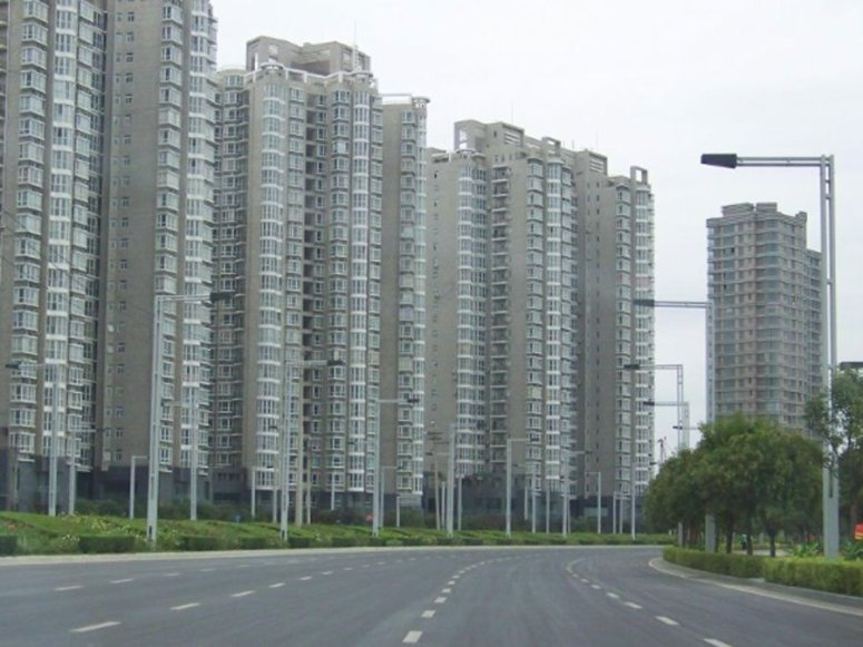 China's Ghost Towns Are Brand New.