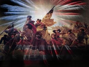 George Washington 4th Of JULY