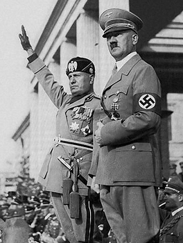 Fascist Mussolini