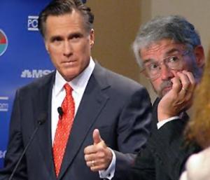 Mitt Romney Not Being Vetted For Presidential Spot!
