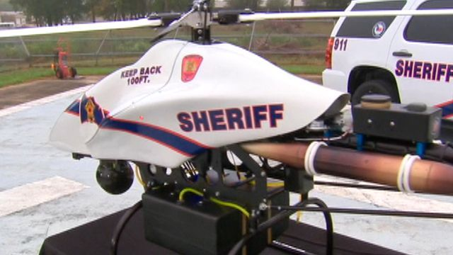Montgomery County Sheriffs Office To Launch Drone Texas Sheriff Gains Birds Eye View Keep Check On Crimes By Federal Domestic Or Criminal Aliens