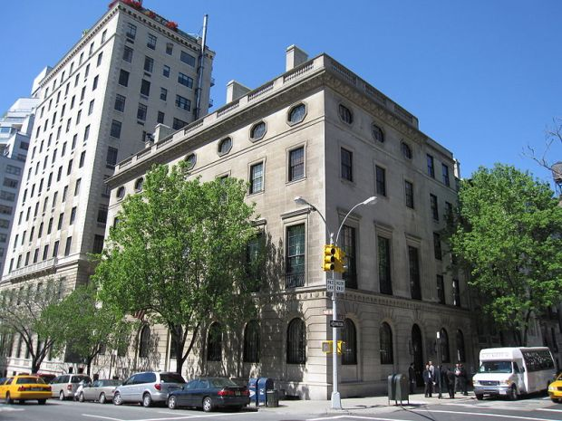 Founded in 1921 and headquartered at 58 East 68th Street in New York City, with an additional office in Washington, D.C.