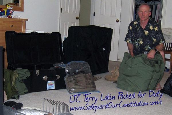 U.S. Patriot Terry Lakin