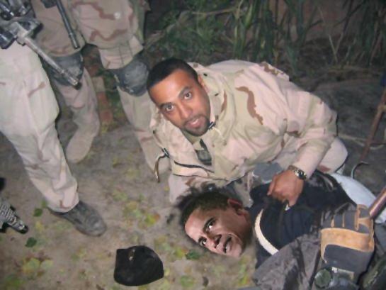 Obama Captured iraq enemy