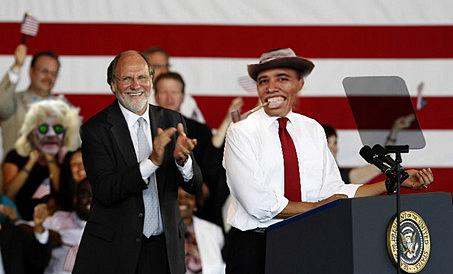 Corzine & Obama