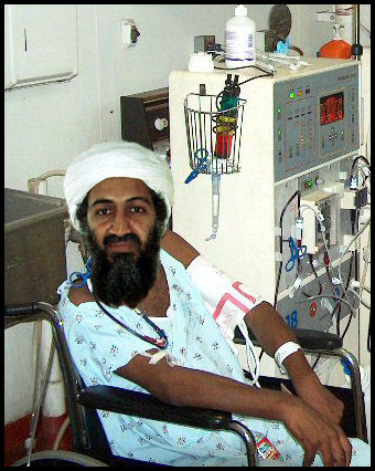 Osama Bin Laden Always Required Kidney Dialysis. He Died in 2000