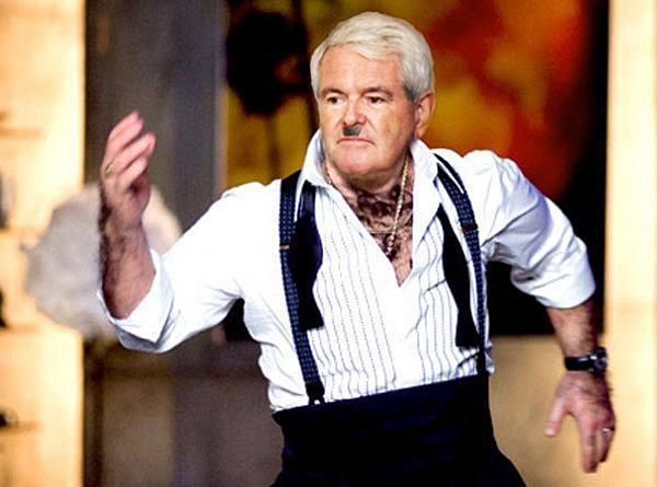 Banker's Man For All Seasons ~ Newt Grossman Gingrich
