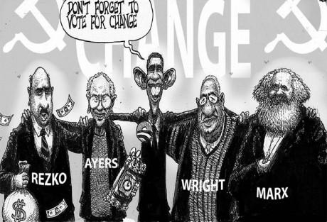 Socialism, Marxism, Communism & Obama