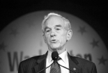 ron paul bw