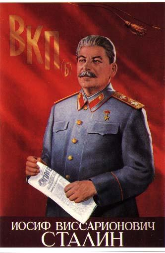 Joe 'Biden' Stalin