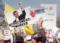 Obama Undocumented Worker