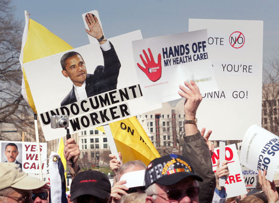 Obama Undocumented Worker