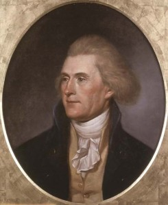 """The several States composing the United States of America, are not united on the principle of unlimited submission to their General Government.""–Thomas Jefferson"