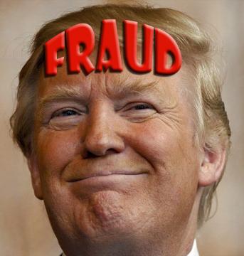 The Donald Trump phenomenon... Trumpfraud