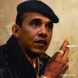 Barack Obama takes up smoking