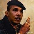 Barack Obama takes up smoking