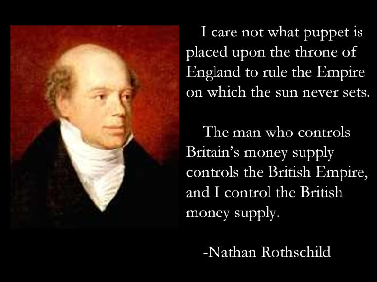 Nathan Mayer Rothschild ~ Head Of The Snake.