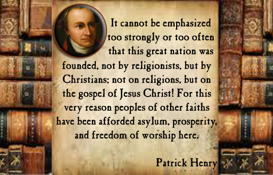 Patrick Henry Quote ConstitutionEducationFoundationcopy