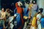 Jesus The Christ With Authority ~ The Temple & The Money Changers