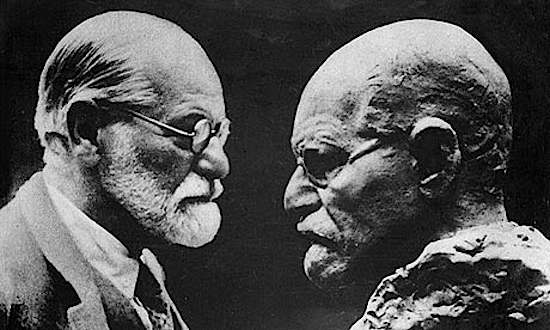 The fear of weapons is a sign of retarded sexual and emotional maturity. -- Sigmund Freud,  founded the psychoanalyst school of psychiatry.