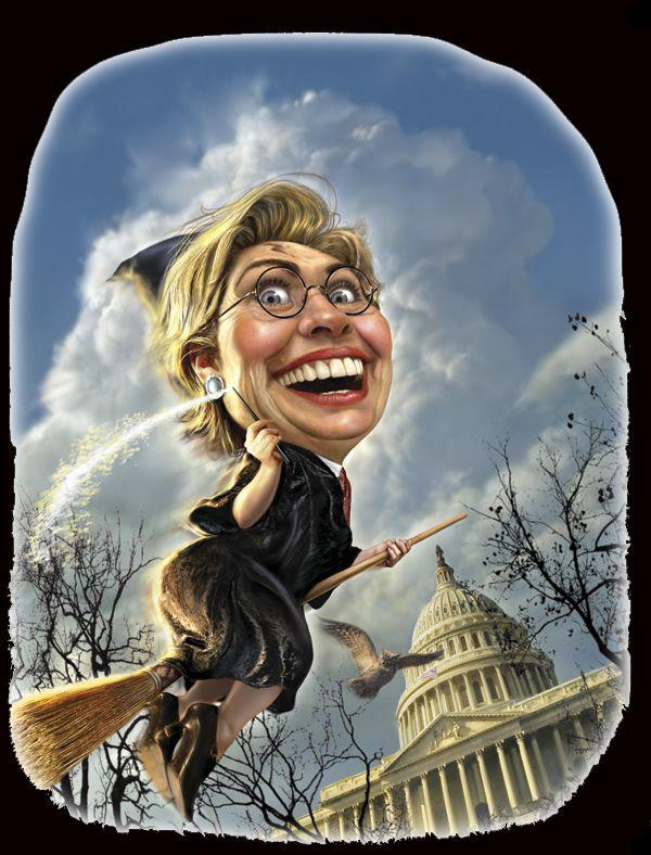 Image result for hillary halloween