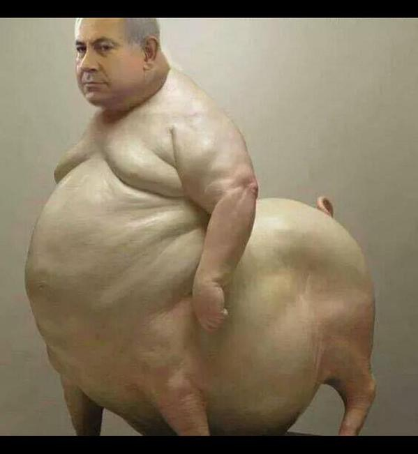 Netanyahu Crimes Against Humanity