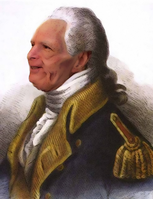 Benedict McCain