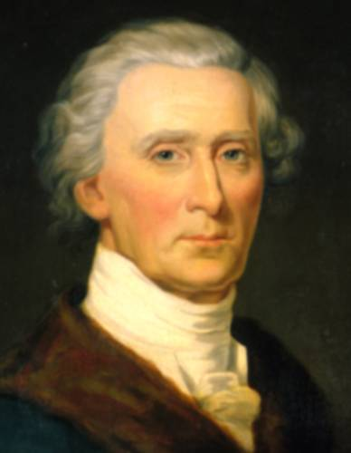 "Founding Father & U.S. Patriot Charles Carroll: In the first version of his last will and testament, the only Catholic Signer of the Declaration of Independence, Charles Carroll, wrote on December 1, 1818: ""I, Charles Carroll. . . . give and bequeath my soul to God who gave it, my body to the earth, hoping that through and by the merits, sufferings, and mediation of my only Savior and Jesus Christ, I may be admitted into the Kingdom prepared by God for those who love, fear and truly serve Him."""