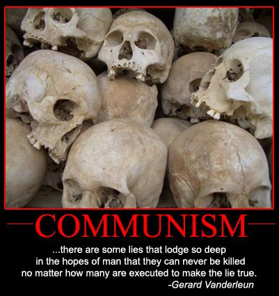 Communism ~ Written By The Banking Cabal's Depopulation Henchmen!