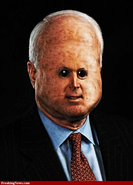Creepy John McCain
