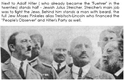 Julius Streicher ~ Hitler's Propaganda Henchman Along With Goebbels.