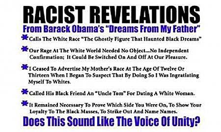 Obama Racist