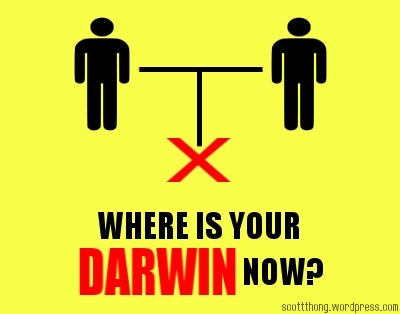 AMERICAN PSYCHOLOGICAL ASSOCIATION & ILLUMINATI COERCION: PLAYING BOTH SIDES OF DARWIN! Whereyourdarwingay