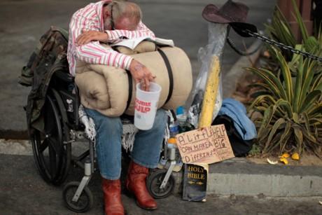 america poverty