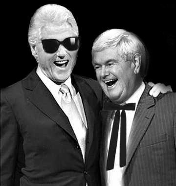 Gingrich Fake